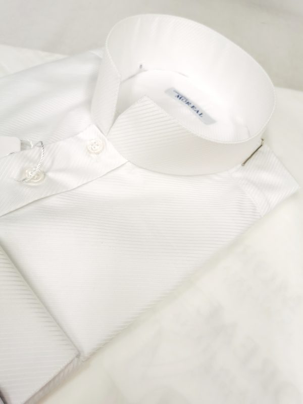 Camicia da cerimonia con collo Erald