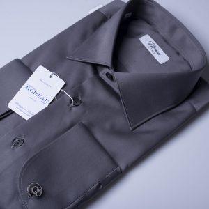 Camicia con gemello-chiocciola