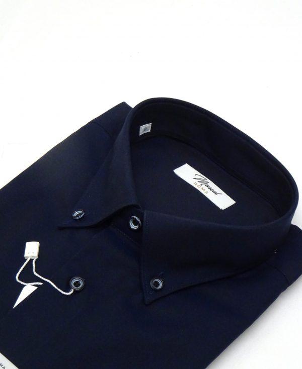 Camicia blu bd Moreal roma