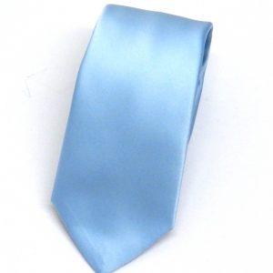 Cravatta celeste