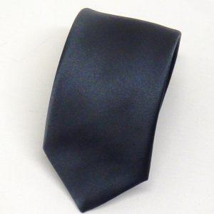 Cravatta grigio scuro