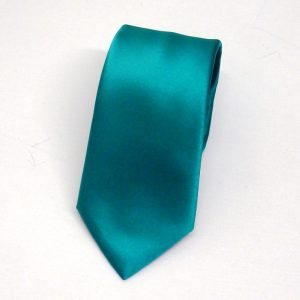 Cravatta verde tiffany