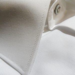 262MI Camicia cotè bianca Moreal Roma