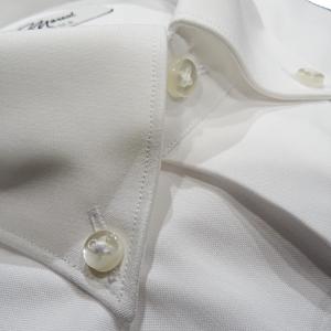 DO808L _camicia bianca button down_moreal roma