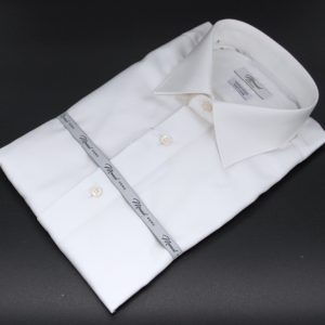 DO854L COLLO PARIGI Camicia bianca Moreal Roma (4)